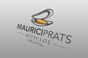 Diseño Logotipo Musclos Maurici Prats